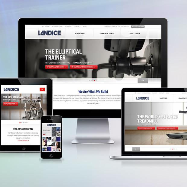 Landice Website Formats
