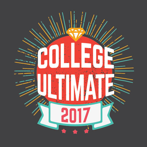 College Ultimate Logo