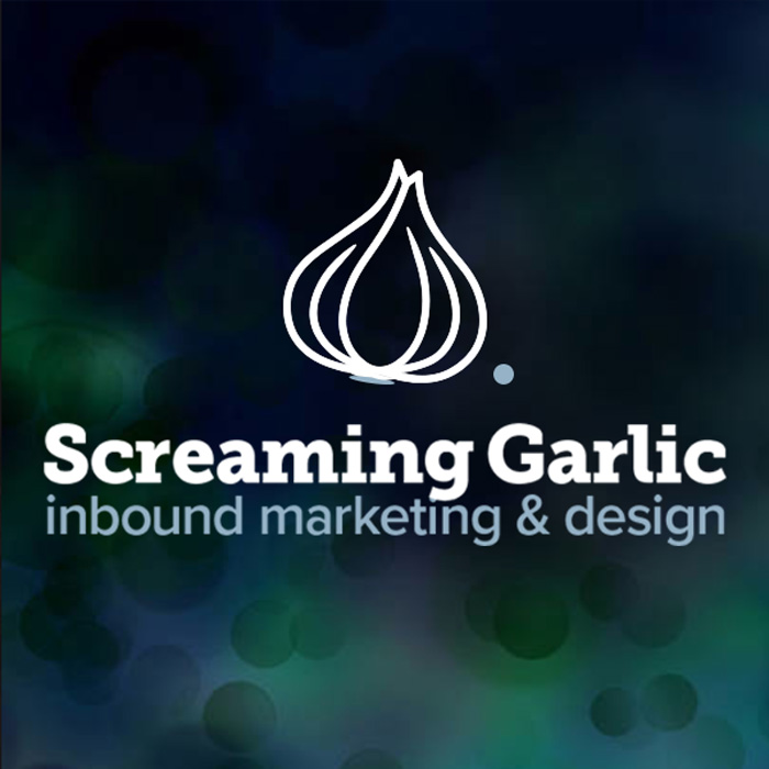 Screaming Garlic Logo