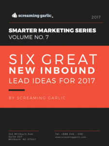 Inbound Marketing Ideas